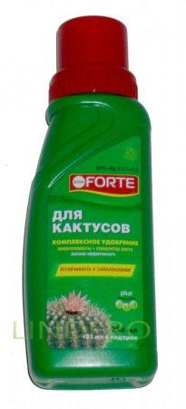 фото: Bona Forte ЖКУ для кактусов 285мл [BF21010201]