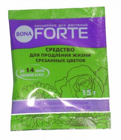 фото: Bona Forte Ср-во для сохранения свежести срезанных цветов [BF24010031]