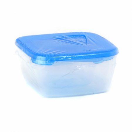 фото: Набор контейнеров для СВЧ 3шт 0.46+0.95+1.5л квадратные [C545]