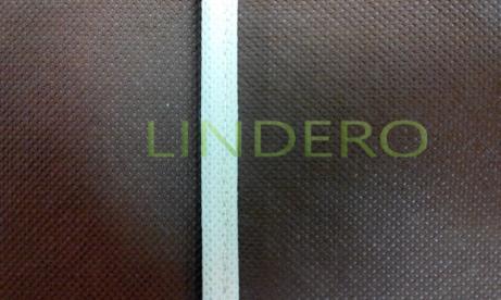 фото: Чехол двойной для одежды большой, 60х130х20см (коричневый) [1504]