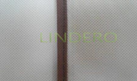 фото: Чехол двойной для одежды малый, 60х100х20см (бежевый) [1403]
