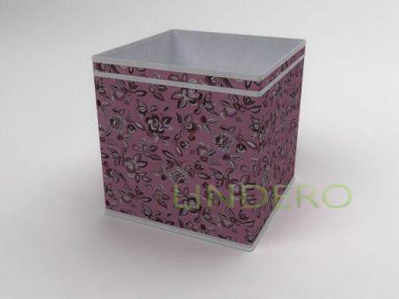 фото: Коробка – куб (жёсткий) 32х32х32см (Зефирка) [10038]