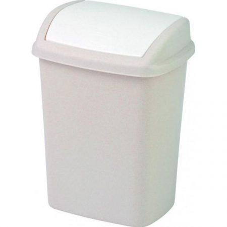 фото: Ведро для мусора Dominik, 10 л. [05312]