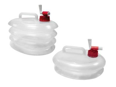 фото: Канистра для воды FRUT 5л складная [DIY449002]