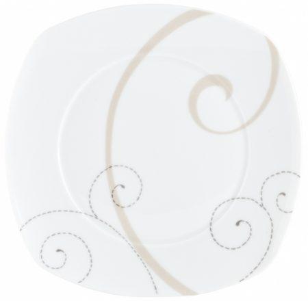 фото: Тарелка десертная CARESS MODERN 19см [DM9102]