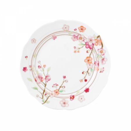 фото: Тарелка десертная BLOSSOM 20см [DM9344]