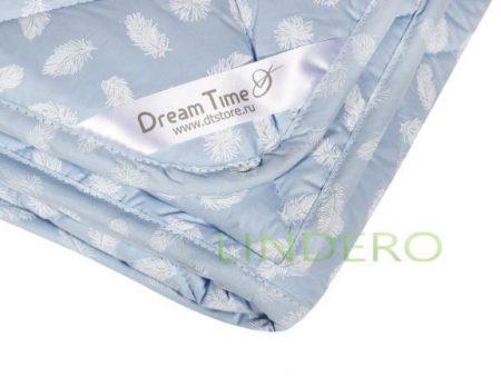 """фото: Одеяло облегченное """"Лебяжий пух"""" ткань тик, наполнитель лебяжий пух [48615-о]"""