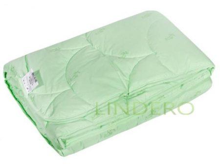 """фото: Одеяло облегч.140*205 """"Бориалис"""" нап. бамбуковое волокно, ткань хлопок [581115-о]"""