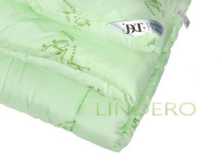 "фото: Одеяло ""Бориалис"" нап. бамбуковое волокно ткань полиэстер 140х205 [581115-э]"