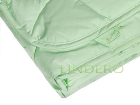 """фото: Одеяло облегч.200*220 """"Бориалис"""" нап. бамбуковое волокно ткань хлопок [581122-о]"""
