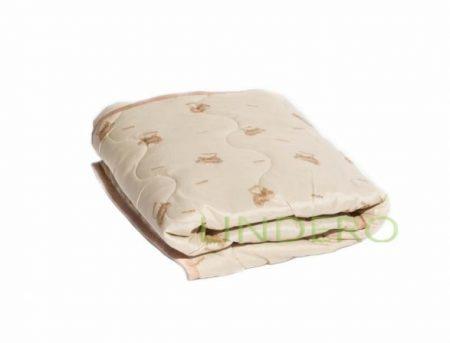 фото: Одеяло детское, нап.овечья шерсть 140х105 [ДТ-МБ-Д-О-Ч-10]