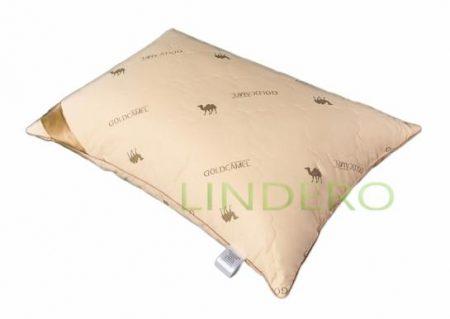 """фото: Подушка с гречневой лузгой – самая натуральная ортопедическая подушка: она высококачественная, """"дышащая"""", экологична. Размер 50х68 [ДТ-ПГЛ-050]"""