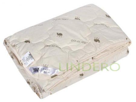 фото: Одеяло облегченное из высококачественной верблюжьей шерсти 140х205  [481015-о]