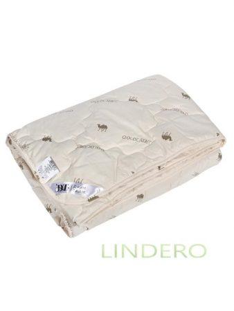фото: Одеяло классическое из высококачественной верблюжьей шерсти [481020-о]