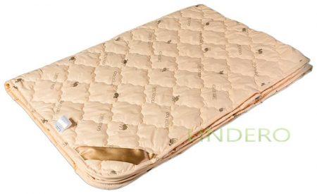 фото: Одеяло классическое из высококачественной верблюжьей шерсти [481022]