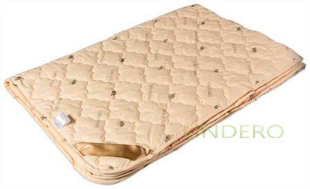 фото: Одеяло классическое из высококачественной верблюжьей шерсти [481015]