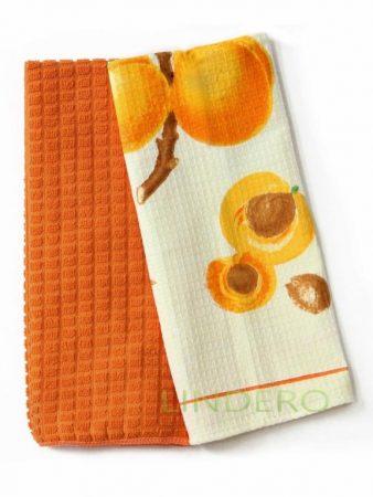 фото: Набор кухонных полотенец, 38*64, оранжевый [TT-45-4293006]