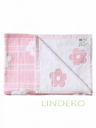 фото: Полотенце детское, 50*75, розовое [TT-455014-1]