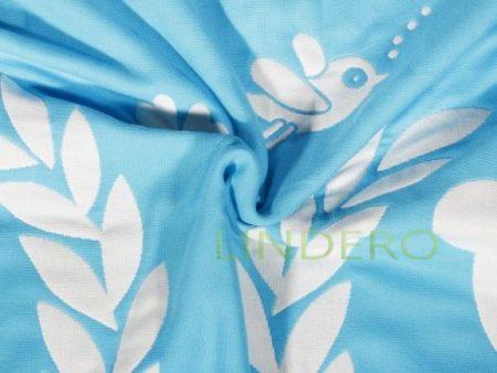 фото: Плед многослойный, 110*115, мишка голубой [BLK-A,110115]