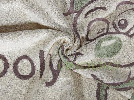 фото: Махровое полотенце 70х140 см. зеленое [TT-45-CT-5133]