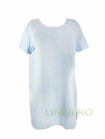 фото: Домашнее платье, голубой [ HD-8002]