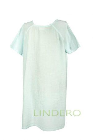 фото: Домашнее платье, небесный [ HD-8002]