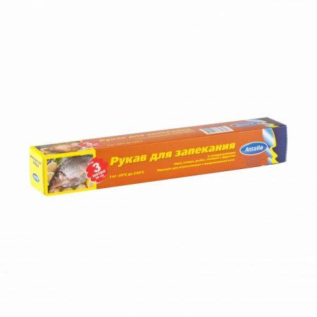 фото: Рукав для запекания АНТЕЛЛА с лентой для завязывания 3мx30см в коробке [FRG70356]