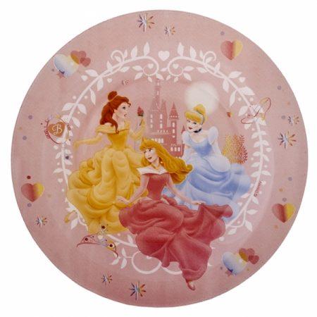 фото: Тарелка десертная ПРИНЦЕССА И УКРАШЕНИЯ 19см [H1486]