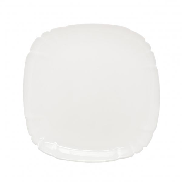фото: Тарелка десертная ЛОТУСИЯ 23см [H1505]