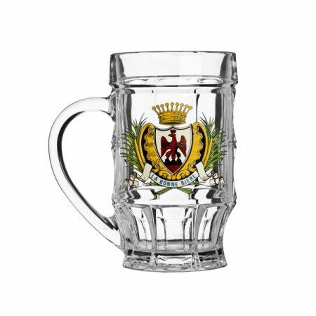 фото: Набор кружек для пива МЮНХЕН декорированных 500мл 2шт [H5621]