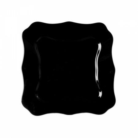 фото: Тарелка десертная ОТАНТИК БЛЭК 20.5см [J1336]