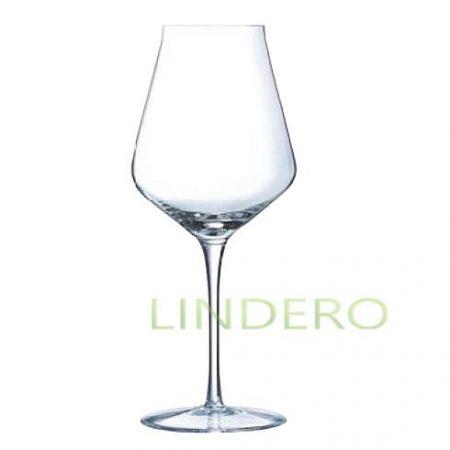 фото: Набор фужеров (бокалов) для белого вина РИВИЛАП 390мл 6шт [J8743-1]