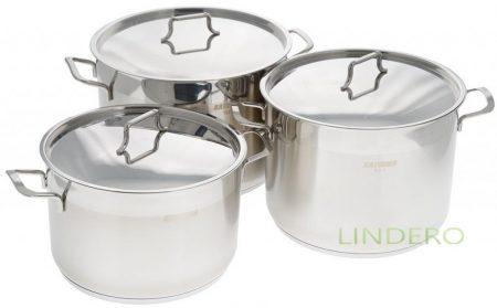 фото: Набор посуды 6пр. ( 7,0/10,5/12,0л.) [700]
