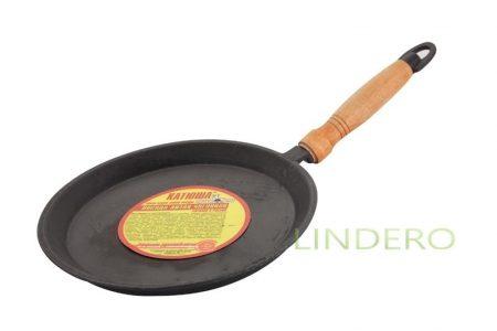 фото: Сковорода чугунная блинница 240*15 [бл240]