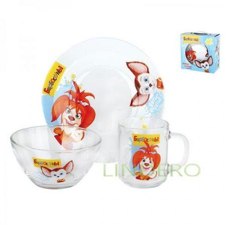 фото: Набор посуды 1/3 55029SETBRB БАРБОСКИНЫ [kl31986]