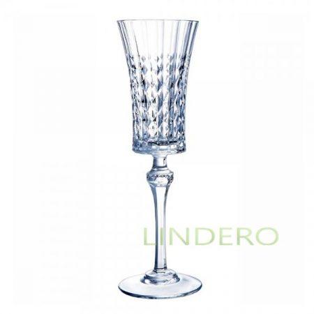 фото: Набор фужеров (бокалов) для шампанского ЛЕДИ ДАЙМОНД 150мл 6шт [L9742]