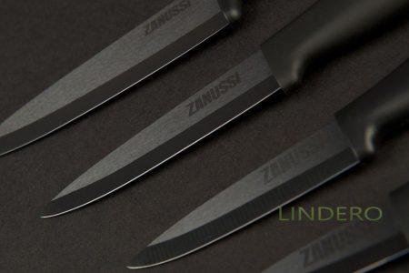 фото: Набор керамических ножей 4 пр. Milano [ZNC32220DF]