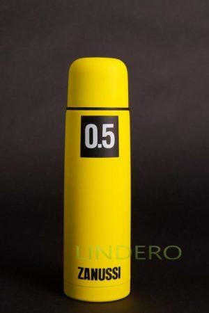 фото: Термос желтый 0,5 л [ZVF21221CF]