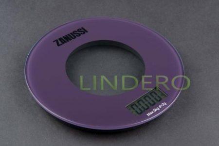 фото: Кухонные весы Bologna, фиолетовый [ZSE21221BF]