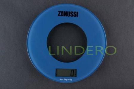 фото: Кухонные весы Bologna, синий [ZSE21221EF]