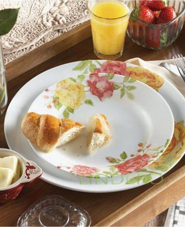 фото: Тарелка закусочная 22 см Emma Jane [1114339]