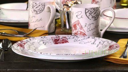 фото: Тарелка суповая 530 мл Sincerely Yours [1109063]