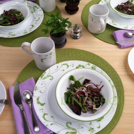 фото: Тарелка суповая 530мл Spring Faenza [1107618]