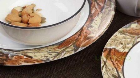 фото: Набор посуды Woodland Leaves 16 пр. [1109566]