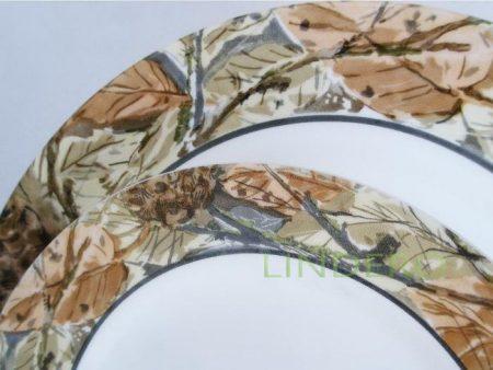 фото: Тарелка обеденная 27см Woodland Leaves [1109567]