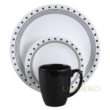 фото: Набор посуды City Block 16 пр [1074208]
