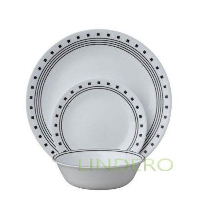 фото: Набор посуды City Block 18 пр [1088621]