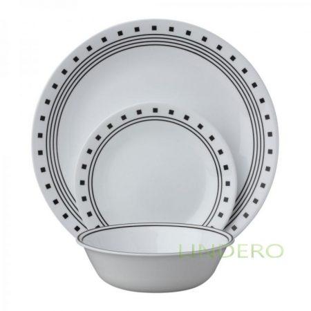 фото: Набор посуды City Block 12 пр [1114092]