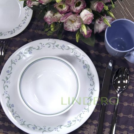 фото: Тарелка закусочная 22см Country Cottage [6018487]
