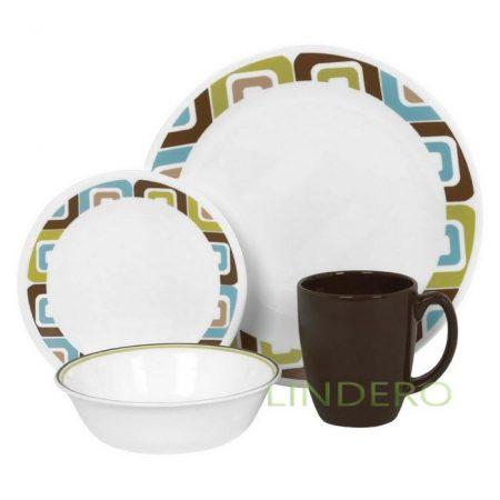 фото: Тарелка закусочная 22см Squared [1074231]